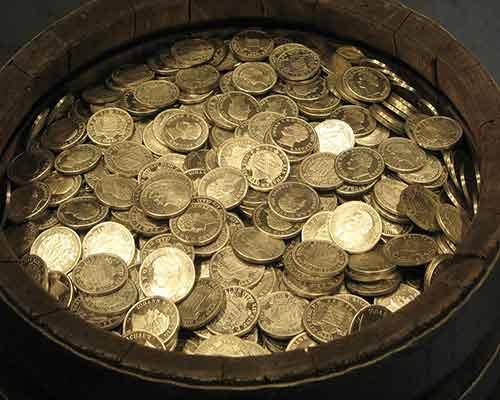 Buy gold in La Verne